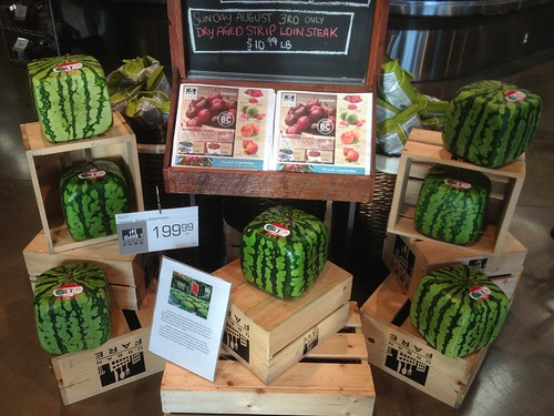 Urban Fare Delights - $200 Square Watermelon