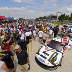 No_ 912 Porsche North America Porsche 911 RSR on Road America grid