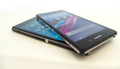 Sony Xperia Z2 vs Xperia Z1 Display
