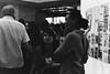 PICT0056.jpg (slightheadache) Tags: newyorkcity blackandwhite bw newyork records art film dark diy milk stencil punk chelsea pentax handmade manhattan grain exhibition 1600 lp pentaxk1000 grainy reggae neopan1600 recordcovers dub ep artopening expiredfilm milkgallery diyordie boohooraygallery boohooray diyordieevent
