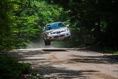 Concord pond jump New England Forest Rally (subydude326) Tags: cars maine samsung racing subaru impreza wrx sti stage3 sundayriver 2014 rallyamerica nefr newenglandforestrally concordpond nx300