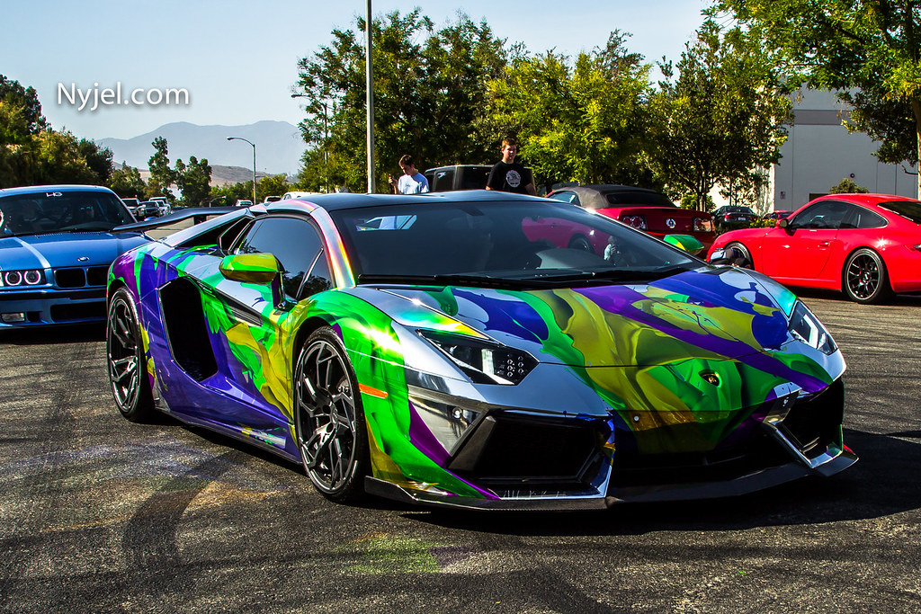 An41 Lamborghini Car Exotic White Art: The World's Most Recently Posted Photos Of Carfanatiks