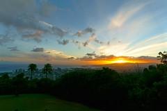 ILCE-6000 + Carlzeiss Touit2812 (tadanori.inoue) Tags: sunset hawaii waikiki sony carlzeiss touit2812 ilce6000