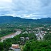 The view from Mt Phou Si, Luang Prabang