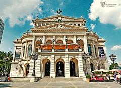 Frankfurt Opera House (prithwish2006) Tags: house germany opera europe theatre frankfurt