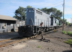 Y&S 18 (Fan-T) Tags: ohio classic lima north 18 ys geep emd gp18