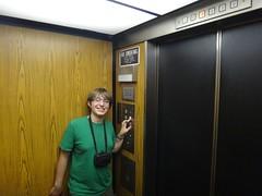 Ben in the elevator (DieselDucy) Tags: lift elevator ascensor lyfta doolan lyftu