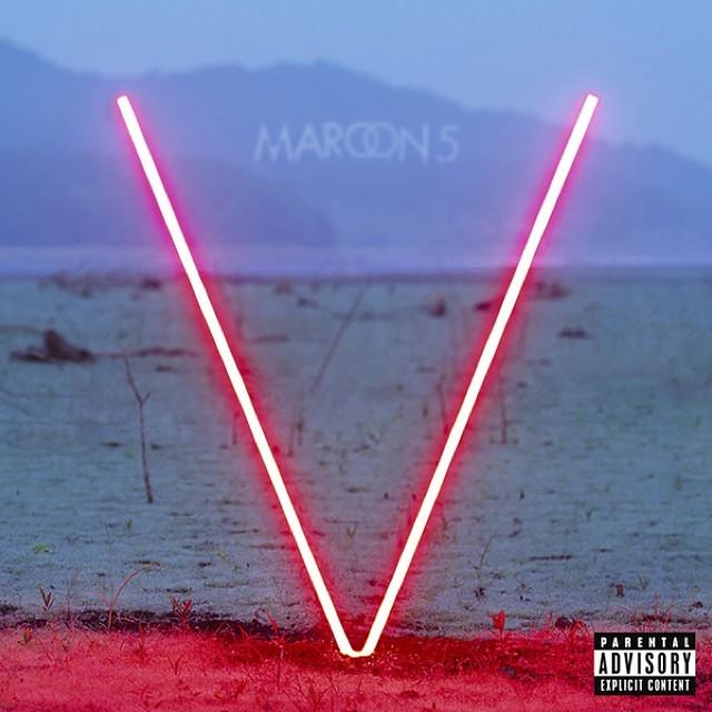 Maroon 5 — V  #maps #animals #itwasalwaysyou #unkissme #sugar #leavingcalifornia #inyourpocket #newlove #comingbackforyou #feelings #myheartisopen #shootlove #sexandcandy #loststars