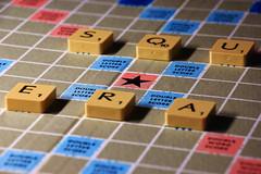 Scrabble Square (under_exp0sed) Tags: macro canon studio square words letters creative 100mm tiles scrabble theme westcott wes hmm boardgames tabletop icelight strobist 60d strobism macromonday