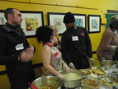 SAM_1626 (DanDeeTV) Tags: charity city uk greatbritain england food love cooking church project pie bread vegan healthy community europe peace rice feeding unitedkingdom britain eating yorkshire united homeless tofu joy leeds samsung kingdom curry pasta vegetarian kindness veganism eng westyorkshire naan healthyfood patience vegetarianism interfaith veganfood homelessness vegetarianfood naanbread gentleness vegancooking mexicanrice feedingthehomeless vegancurry leedscitycentre centralleeds tofucurry veganpasta veganshepherdspie wb690 samsungwb690 veganactivism veganslices