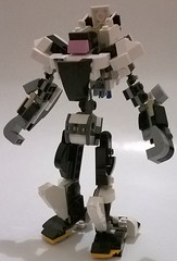 3 (ezrawibowo) Tags: robot lego transformers scifi creator build mecha alternate moc legoformer