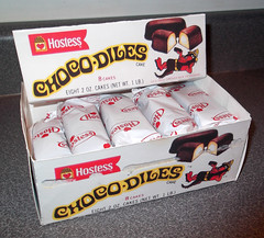 Thank You Hostess (best served chilled)! (gregg_koenig) Tags: cakes snack hostess twinkies chauncy chauncey chocodiles