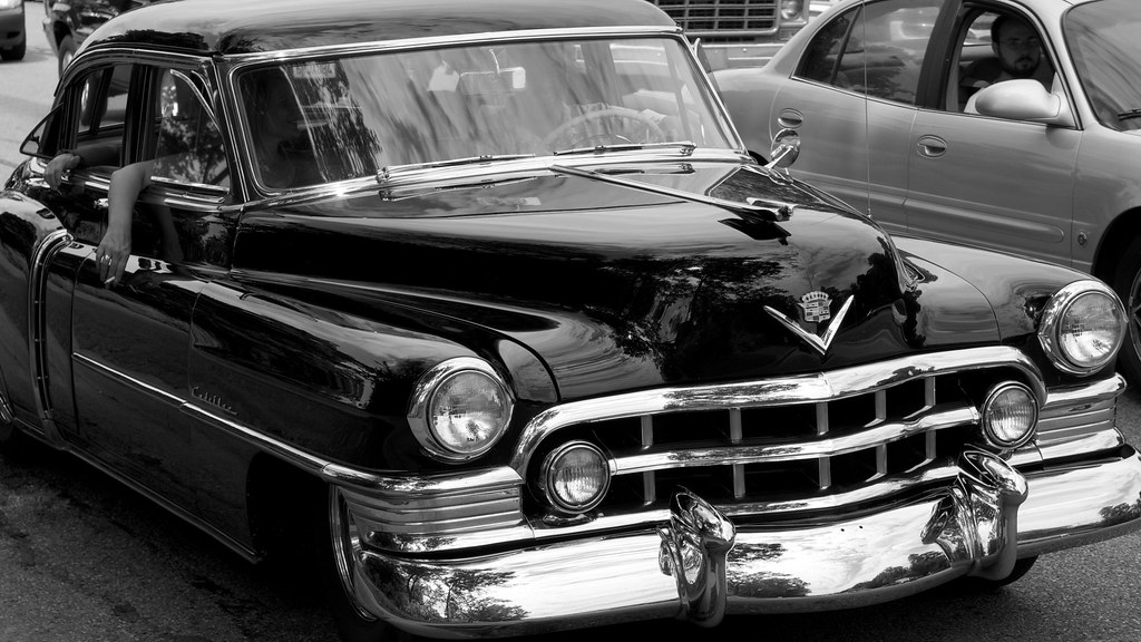 1952 Cadillac Fleetwood by tapztapz, on Flickr