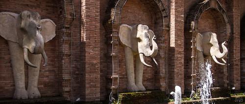 Entrance of Chiang Mai Zoo