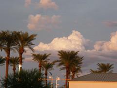 EXPLORED - Clouds Building (tat2dqltr) Tags: sunset clouds buildingstorm seeninexplore