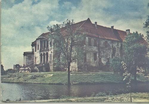 Zamek Szydłowiecki, lata 60-te, XX w.