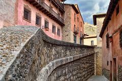 Albarrcn (Teruel)_7_color (hequebaeza) Tags: casa nikon teruel piedra albarracn d5100 nikond5100 hequebaeza