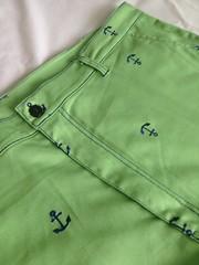 กางเกงสามส่วนลายสมอ1