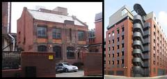 Hale Street, Liverpool. 2007 & 2014 (philipgmayer) Tags: oldliverpool halestreet liverpool carpark 1874 demolished 1000