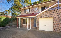 4/213 Loftus Avenue, Loftus NSW