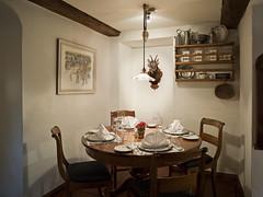 Restaurant_Il_Capitan_2 (Chesa Salis Historic Hotel Engadin) Tags: räume