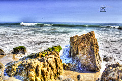 The Beaty of The Sea and The Rocks (by Gilbert Barco) Tags: show life california trip travel sea people seascape art beach nature water colors club marina landscape photography photo seaside nikon rocks raw gallery underwater dynamic ships fine southern nikkor hdr waterscape sacal d5200