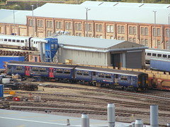 Class 150/2, 150209 (mike_j's photos) Tags: works doncaster greatwestern theplant class150 150209