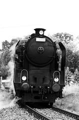 Steam engine CSD 464 (Aleš87) Tags: train czech pentax zug retro steam wr dampf loko 18135 464 ckd