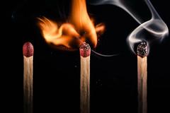 Combustion [Explored!] (emiliokuffer) Tags: macro closeup fire nikon smoke flames sb600 llama flame match fuego matches humo combustion fósforo d90 strobist matchburning fósforoencendido