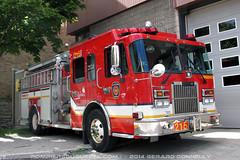 Service de protection contre les incendies de la Ville de Québec (SPIQ) (pompiersduquebec.com) Tags: quebec spartan 05601 spiq