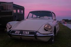 IMG_7884.jpg (That James) Tags: sunset citroen ds goodwoodrevival
