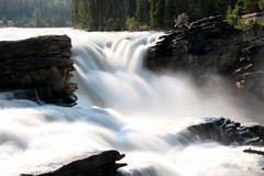 Athabasca Falls (Alan1954) Tags: holiday canada nature water waterfall falls alberta athabascafalls 2014 platinumheartaward platinumpeaceaward