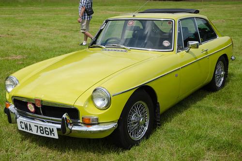 MG B GT (1974)