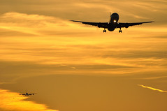 [07:01] ..the 27R approach. (A380spotter) Tags: approach landing arrival finals shortfinals silhouette boeing 767 400er n831mh ship1807 deltaairlines dal dl dl0401 jfklhr airbus a380 800 msn0112 30 thirty 30th thirtieth a6eee 38m longrangeconfiguration 14f76j427y الإمارات emiratesairline uae ek ek0007 dxblhr a320 200 geuye internationalconsolidatedairlinesgroupsa iag britishairwaysshuttle sht britishairways baw ba sht13c ba1321 ncllhr runway27r 27r london heathrow egll lhr
