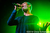 Matisyahu @ Built To Survive Tour, Saint Andrews Hall, Detroit, MI - 09-28-14
