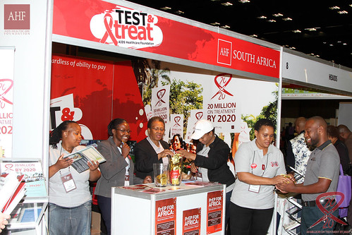 South Africa AIDS Conference 2015