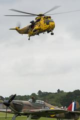 _DSC5760-4 (Ian. J. Winfield) Tags: rescue search hurricane rollsroyce airshow merlin ww2 westland sar raf hawker seaking cosfordairshow