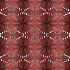 Viet (Ed Sax) Tags: pattern viete cooperation red brick art kunst kunstphotographie design wall silver metal wallpaper photokunst photoart rot silber klinker backstein stahl