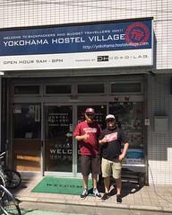 オーストラリアから来られた男性2人組です!先日は名古屋のカーショーへ、土曜日は自転車で鎌倉、横浜のmooneyesへ出かけられたそうです! 本日も良いお天気なので自転車でお出掛けしています。またお会い出来るのを楽しみにしています! Thank you for staying with us!! This is the 3rd times that they have come to Japan from Australia. They visited many places, Yokohama and K (yokohama hostel village) Tags: オーストラリアから来られた男性2人組です!先日は名古屋のカーショーへ、土曜日は自転車で鎌倉、横浜のmooneyesへ出かけられたそうです! 本日も良いお天気なので自転車でお出掛けしています。またお会い出来るのを楽しみにしています! thank you for staying with us this is 3rd times that they have come japan from australia visited many places yokohama kamakura by bike it seems like enjoyed car show nagoya we looking forward seeing guys again yokohamayokohamahostelvillagebackpackernagoyacarshowyokohamamooneyeskamakura 横浜ゲストハウス guesthouse guest