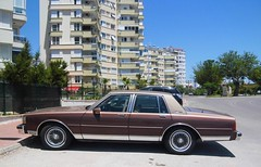 Chevrolet Caprice (Saygn Sancar) Tags: turkey mediterranean trkiye turquie trkei antalya lara turkije turkish akdeniz turchia mittelmeer muratpaa
