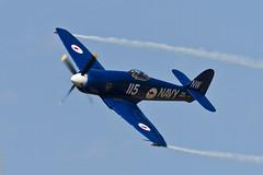 Lord of rings (Sbastien Locatelli) Tags: plane canon airplane eos is aircraft aviation meeting 300mm airshow 7d l usm f4 warbird avion 2014 lafertalais cerny sbastienlocatelli
