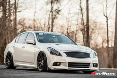 "WORK Gnosis FCV02 Infinti G37 4.2 Supercharged • <a style=""font-size:0.8em;"" href=""http://www.flickr.com/photos/64399356@N08/14228427967/"" target=""_blank"">View on Flickr</a>"