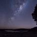 Milky Way over Serpentine Dam - Western Australia