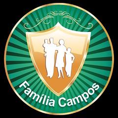 Brasão Família Campos