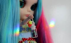 Magic rainbow wishes pullcharm