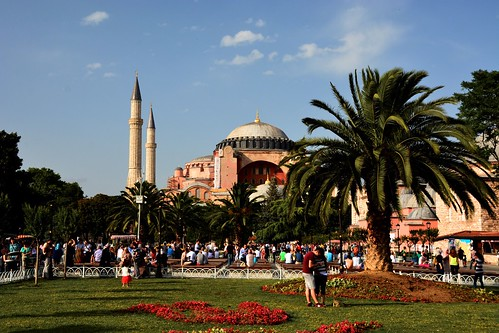 Aya Sofia, Istanbul Turkey