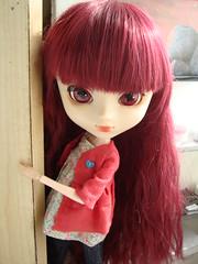 Susumi (Promesas) 56 (Lunalila1) Tags: hospital outfit doll track stockholm handmade wig shade nakano groove pullip fh yoshi kuro estocolmo vi promesas susumi junplaning skupe stica