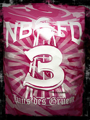 NBFD - Station 3 on Pink