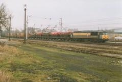 "Transrail Branded 'Dutch' Class 56, 56049 (37190 ""Dalzell"") Tags: dutch grid wigan bigt class56 springsbranch civilengineers transrail 56049"