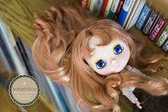 Blanca (kokeshiboy) Tags: heart montmartre blythe